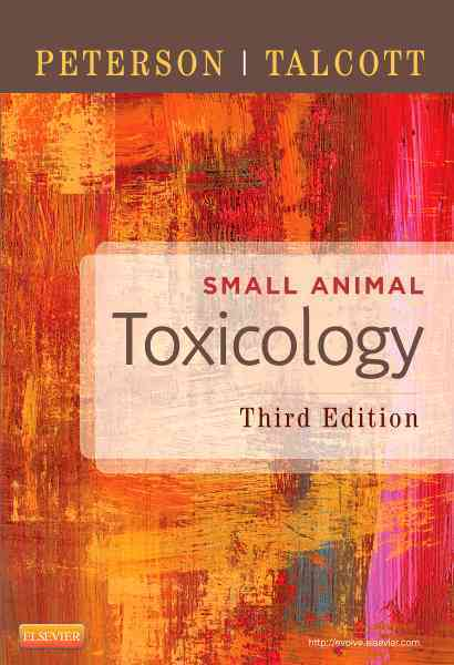 Small Animal Toxicology By Peterson, Michael E./ Talcott, Patricia A.